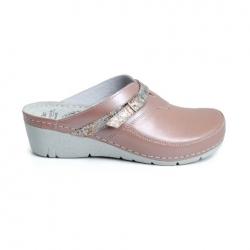 Ortopeedilised jalatsid naistele heleroosad