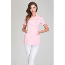 Туника светло-розовая модель 10