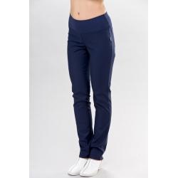 Медицинские брюки синие