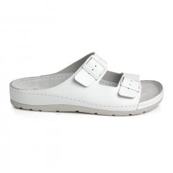 Ортопедическая обувь женская белая