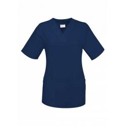 Naiste tööriided - Meditsiini pluus sinine
