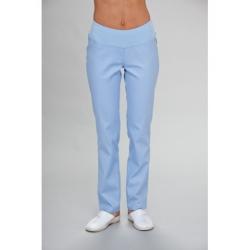 Медицинские брюки светло-серые